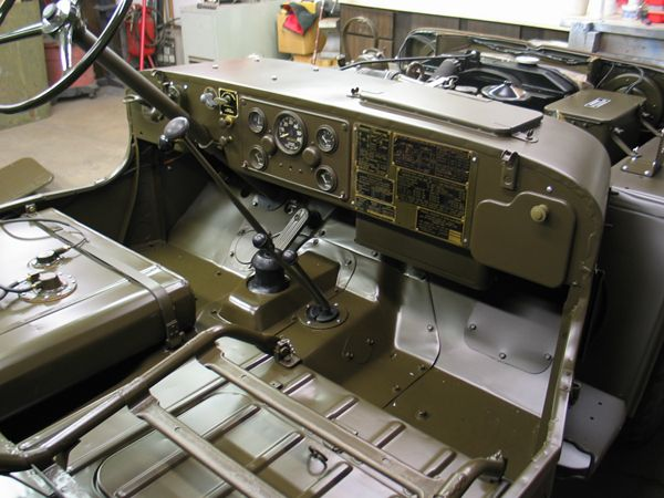 Willys M Jeeps Forums Viewtopic Correct Dash Photos Willys Jeep