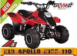 KID KISS  APOLLO 110 CC