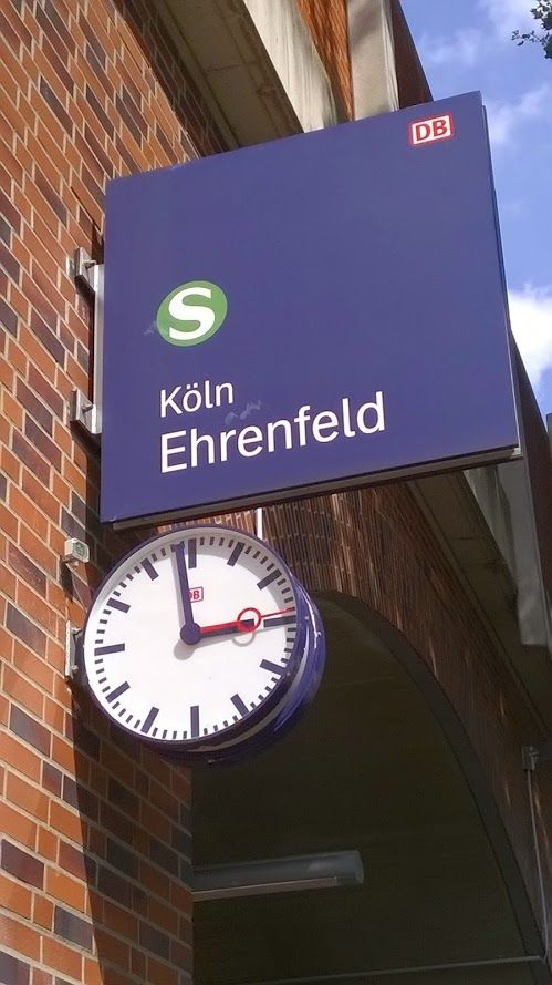 Bahnhof Köln Ehrenfeld