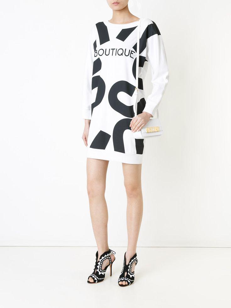 Boutique Moschino платье-'