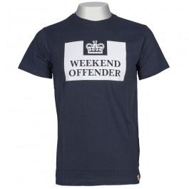 Weekend Offender Prison Logo T-Shirt
