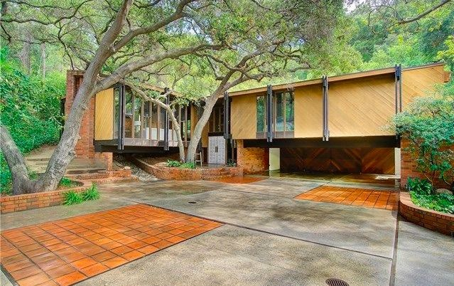 Mid Century Modern Homes For Los
