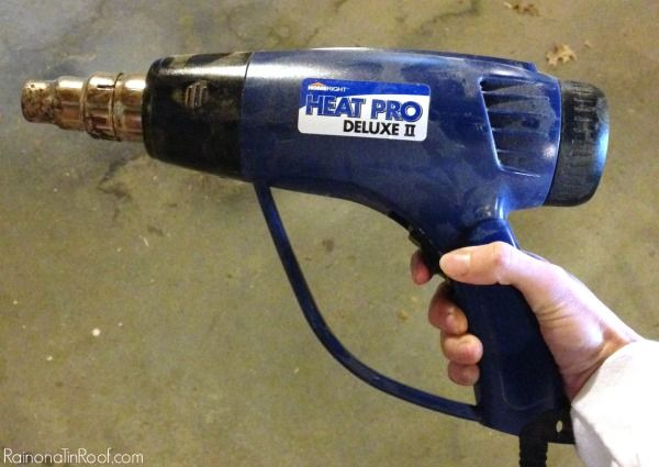 178 best heat gun projects images on pinterest for Heat gun to remove paint
