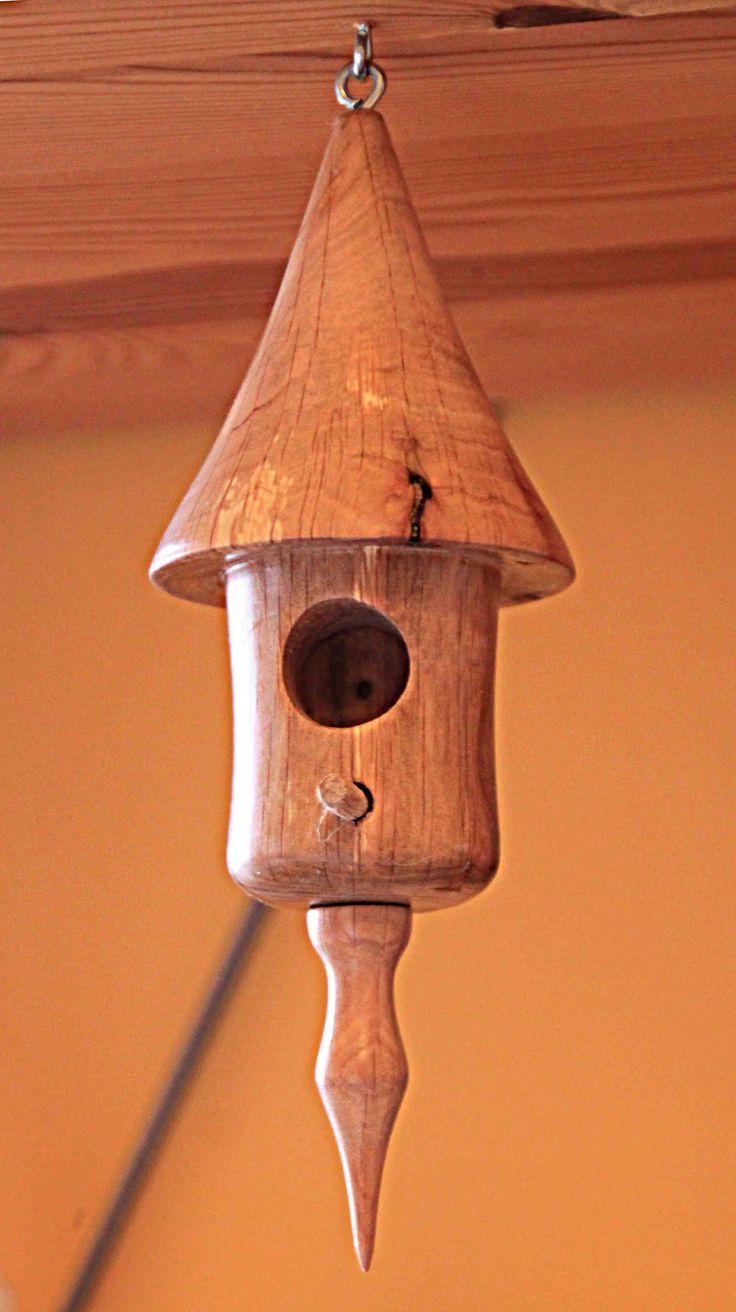 Casetta uccellini legno sconosciuto...