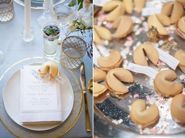 6 Awesome Edible Wedding Favours Fortune CookieCookie