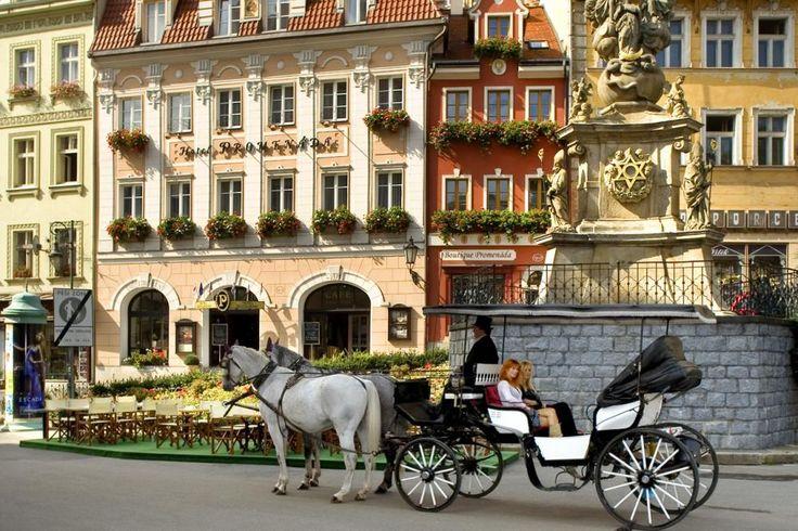 Hotel Promenáda - Karlovy Vary www.hotel-promenada.cz Hotel 4*