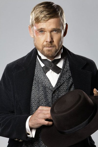 "A striking Ricky Schroder stars as ""Cyril Knox""  in Goodnight for Justice Queen of Hearts premiering Saturday January 26th 8p/7C on Hallmark Movie Channel!"