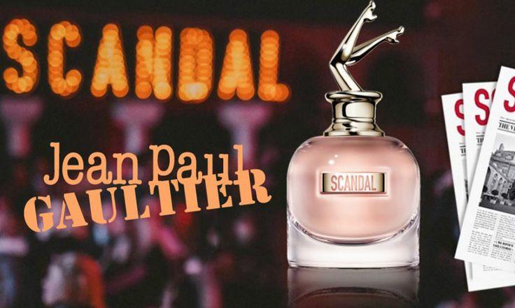 Scandal Jean Paul Gaultier, nuovo profumo femminile - https://www.beautydea.it/scandal-jean-paul-gaultier/ - Un'aura elegante dallo spirito peccaminoso: ecco il nuovo profumo femminile Scandal Jean Paul Gaultier!