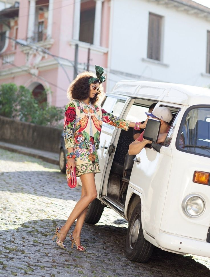 carioca global: lais ribeiro by garance dor茅 for vogue brazil november 2012