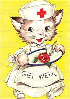 """Funny Get Well Soon E-cards 