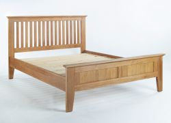 Our One of best selling range Sherwood Oak 4,6ft Bed collection is with best value for money light oak furniture collection available on the UK market. This model will give you an exotic look to your room. Visit http://solidwoodfurniture.co/product-details-oak-furnitures-2478-sherwood-oak-ft-bed.html