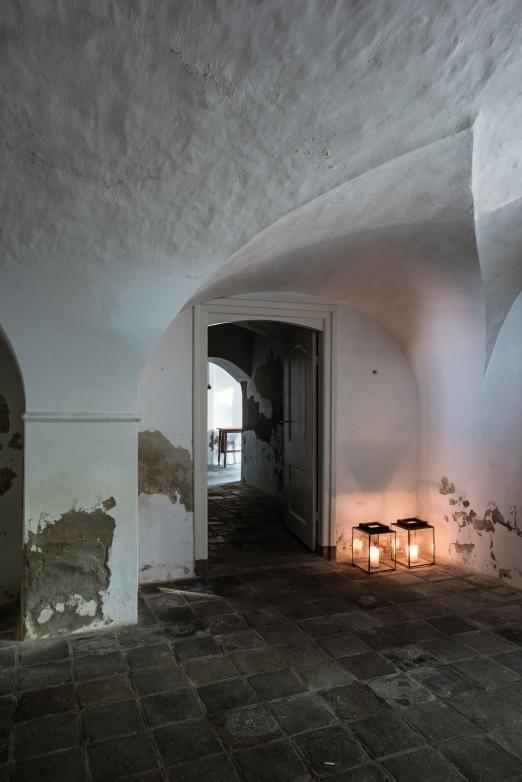Kelder Het Witte Kasteel - Francine Broos Interieurarchitecten