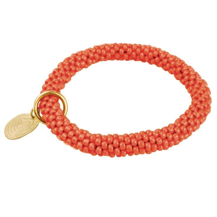 A Beautiful Story sieraden | Studio Art Styles  | Armband | handmade | Twist sunset bracelet