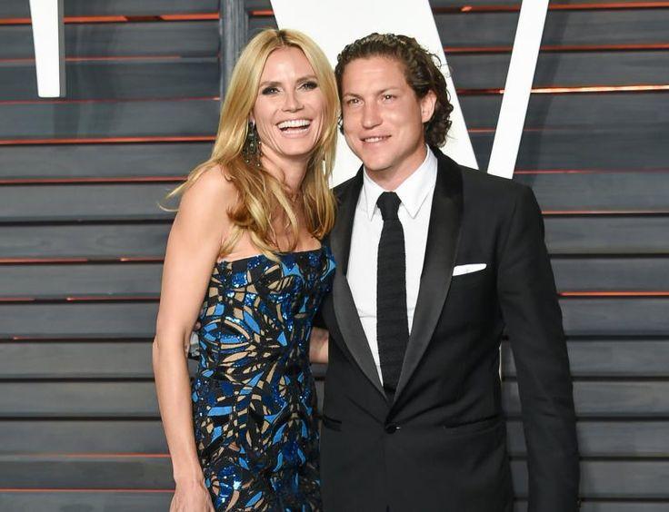 Heidi Klum und Vito Schnabel bei der Oscar-After-Party 2016