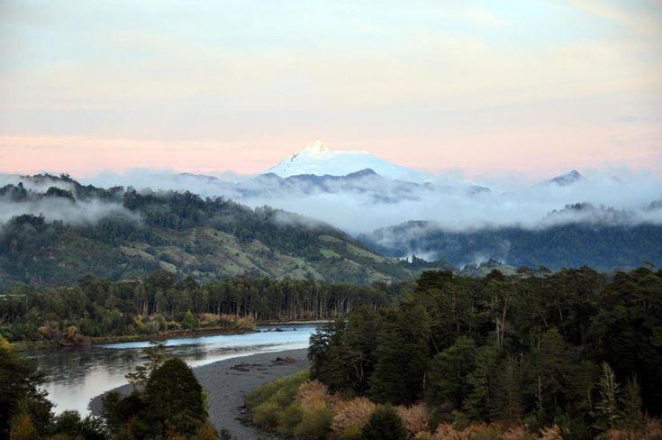 #Foto: La Junta, #Aysen, #Patagonia, Chile.