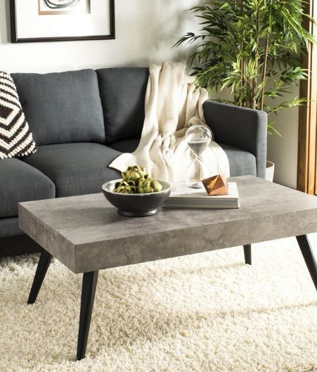 Love midcentury modern furniture? This coffee table will look great in your space! #shopko