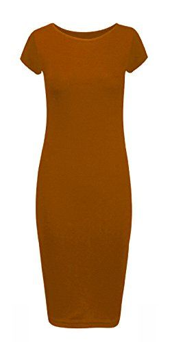 Trendy-Clothings Robe - Moulante - Manches Courtes - Femme - Rouge - 48 bda2a4580975