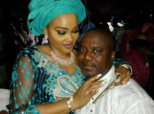 Image result for Check Out A Copy Of The Restraining Order Issued Against Mercy Aigbe's Husband