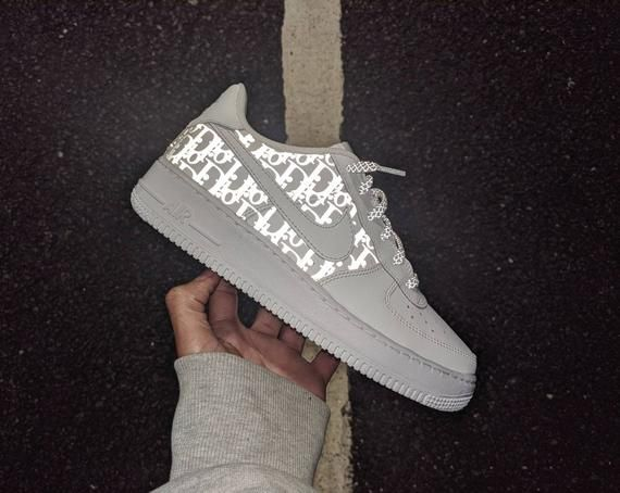air force 1 per dior