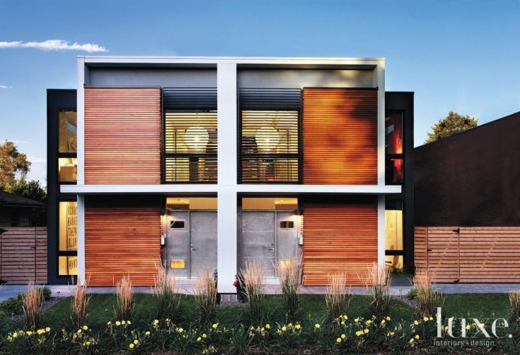 An Eco-Friendly, Modernist Duplex In The Highlands