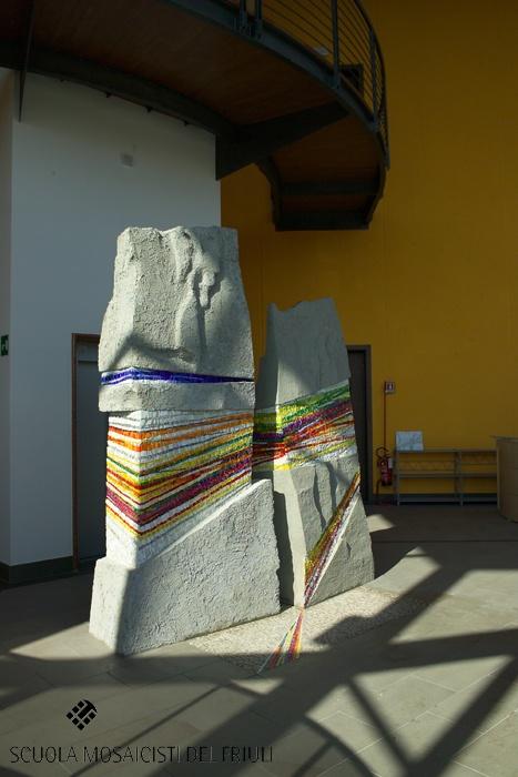 Scuola Mosaicisti del Friuli, Spilimbergo, Italy- Mosaic School, Mosaic, Gorizia, Italy
