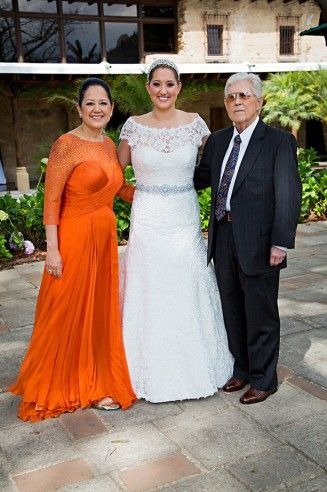 An Elegant Guatemala Destination Wedding with Colonial Flair - Belle The Magazine