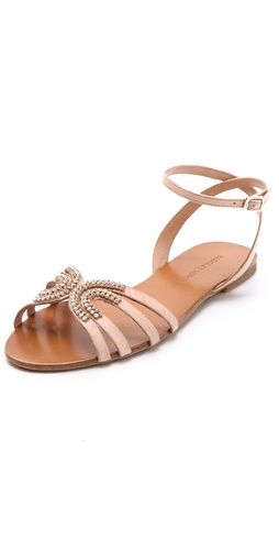 courtney jeweled sandal