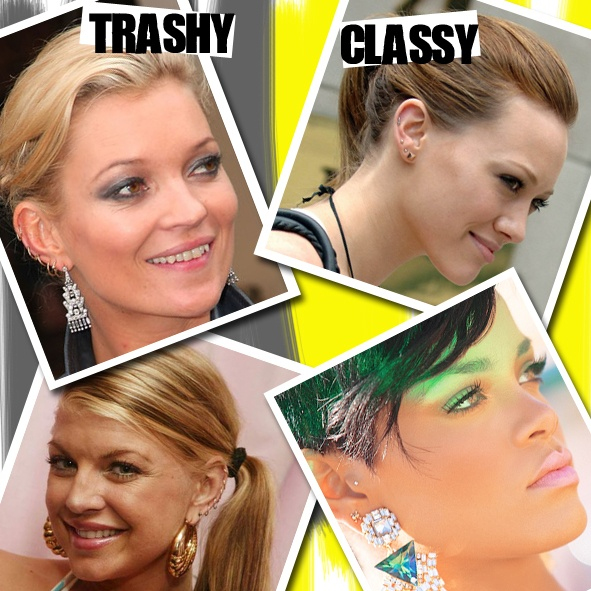 Trashy & classy