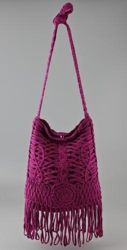 Oooooh!!: Bag Thestylecure Com, Crochet Stuff, Crochet Bags, Bide Bags, Bide Missing, Sass And Bide, Beautiful Bags Purses, Shopper Bag, Bags Shoes