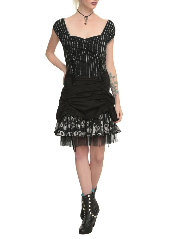 Just The Most Amazing NBC Dress EVER.   Hot Topic (favorite Store)   Pinterest   Nightmare ...