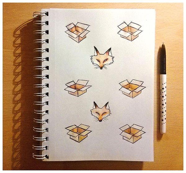 Inktober day 26 by eamanee.deviantart.com on @DeviantArt