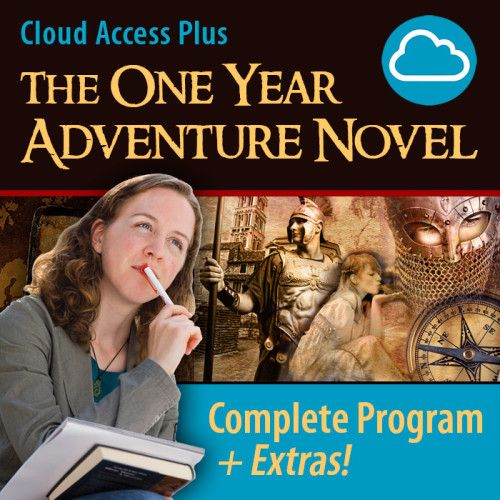 Now with video streaming! The One Year Adventure Novel guides students (ages 13 and up), step by step, writing their own compelling, fully-structured adventure novel—for a high school English credit! Video-based, self-directed, and parent friendly! 2m