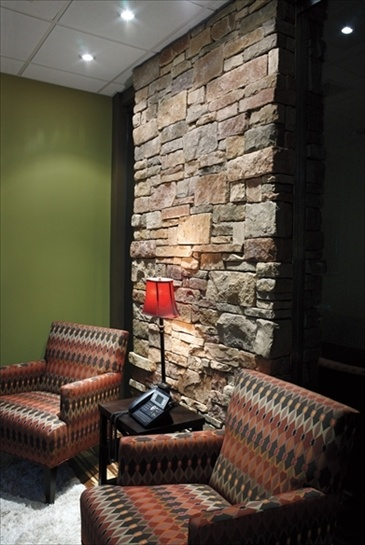 Decorative Indoor Rock Walls : Best images about indoor stone decor on pinterest