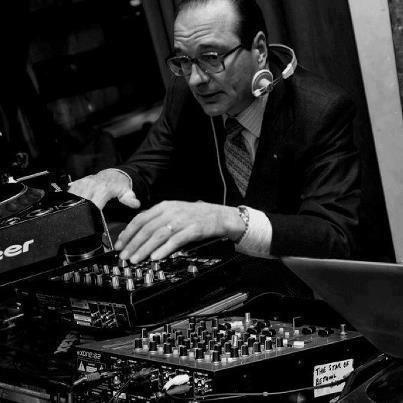 Jacques Chirac, le DJ :)