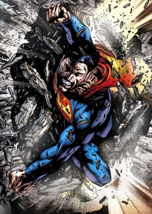 With Superman Being One Of The More Popular DC Comics Superheroes I Have Decided To Make My Focal Point Next Comic Book Post Was