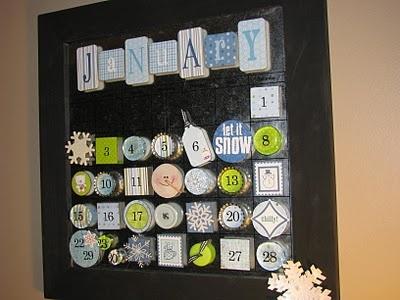 Clean & Scentsible: January Calendar