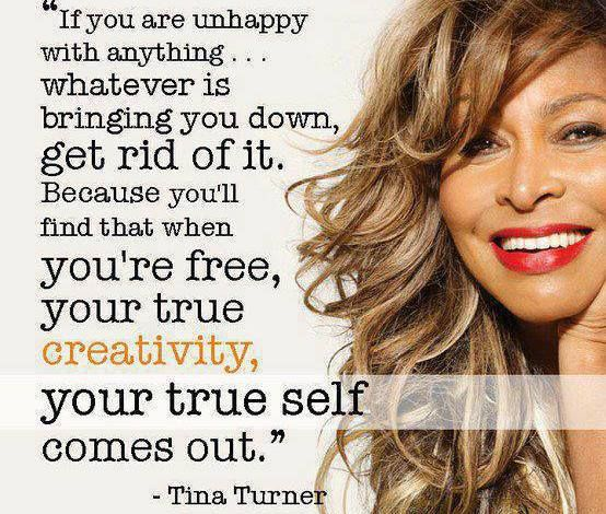 get rid of baggage quote