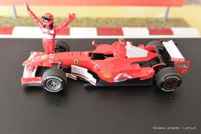 Ferrari 248 F1 Italian GP – Michael Schumacher