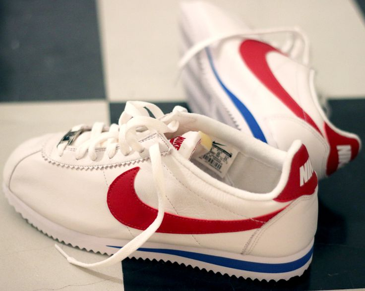 Cortez- all I use to wear but these with the blue and red are so awesome!!!!!