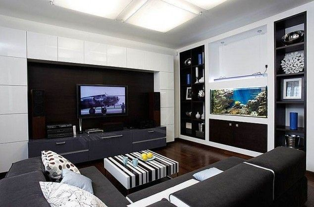 15 Everlasting Black And White Combination Ideas For The Living Room