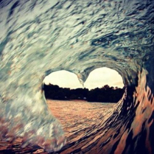 woahhhh heart wave!♥
