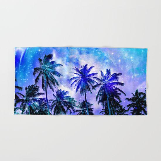 Summer Night Dream Hand & Bath Towel