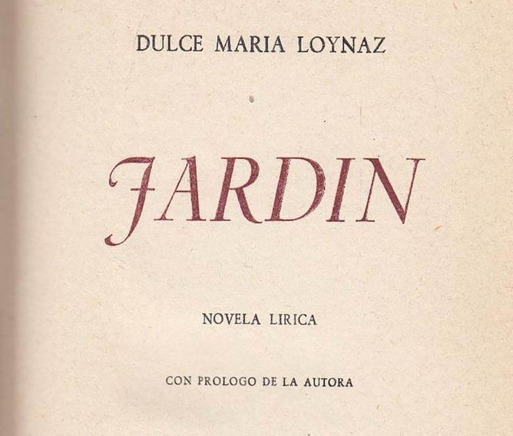 Coincidiendo con el 115 aniversario de la Premio Cervantes cubana Dulce María Loynaz, la joven investigadora Zaida Capote acaba de realizar una edición crítica de su única novela: Jardín.