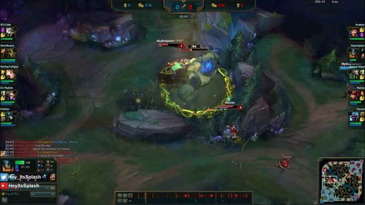 EUW Diamond Elo SoloQ in a nutshell https://youtu.be/RbdhLpKChpc #games #LeagueOfLegends #esports #lol #riot #Worlds #gaming