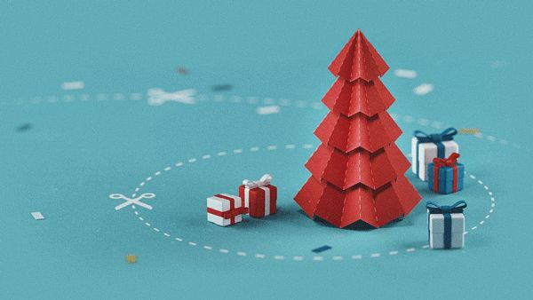 Liberty Bank Paper Animations on Behance