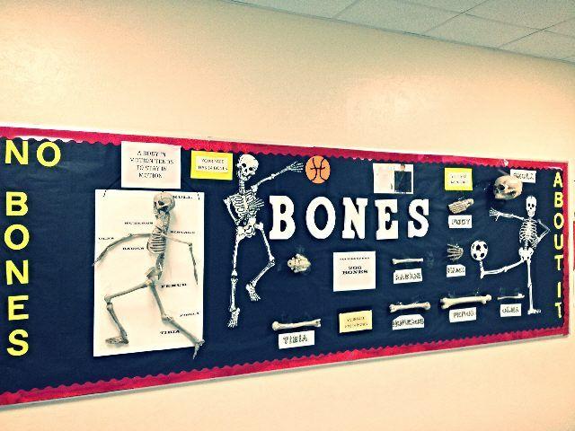 BONES Bulletin Board.