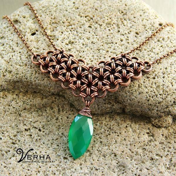http://polandhandmade.pl #polandhandmade  #jewelry #verha