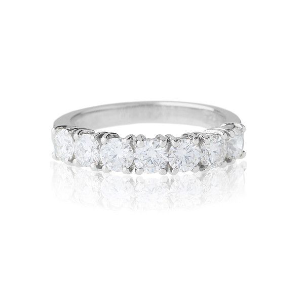 Diamonds really are forever with this gorgeous Eternity ring.