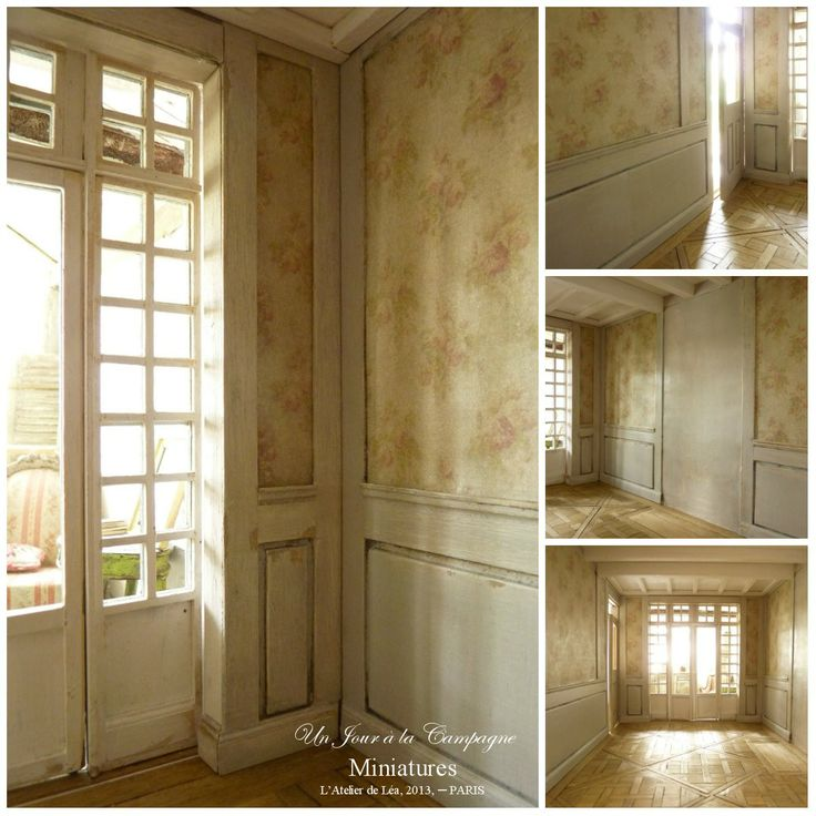 96 best images about atelier de lea miniatures on pinterest for Cheminee shabby chic