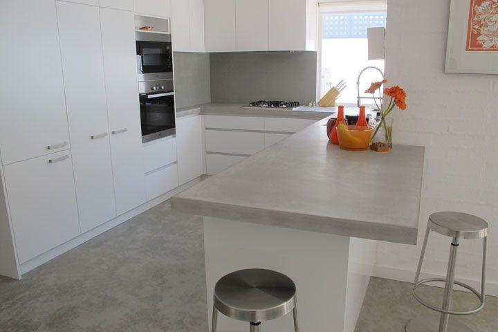Concrete studio could manufacture table?